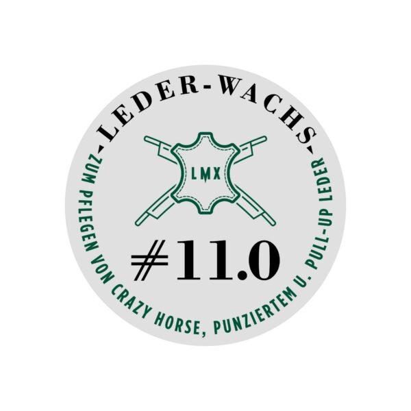 LMX Leder-Wachs 11.0